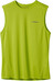 Patagonia M's Fore Runner Sleeveless Shirt Peppergrass Green